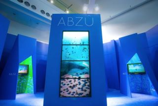 WorldStage Supports ABZU Booth at E3 2016