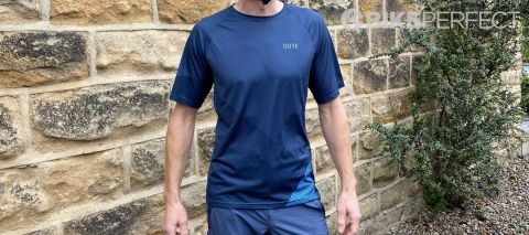 Gore C5 Trail jersey and shorts review