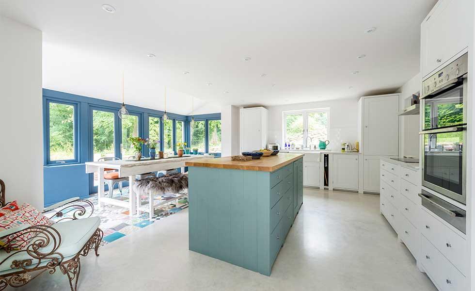 Polished Concrete Guide Homebuilding