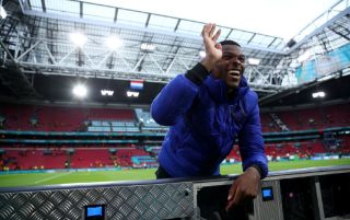 Denzel Dumfries, Netherlands, Euro 2020