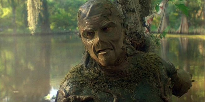 swamp thing the movie