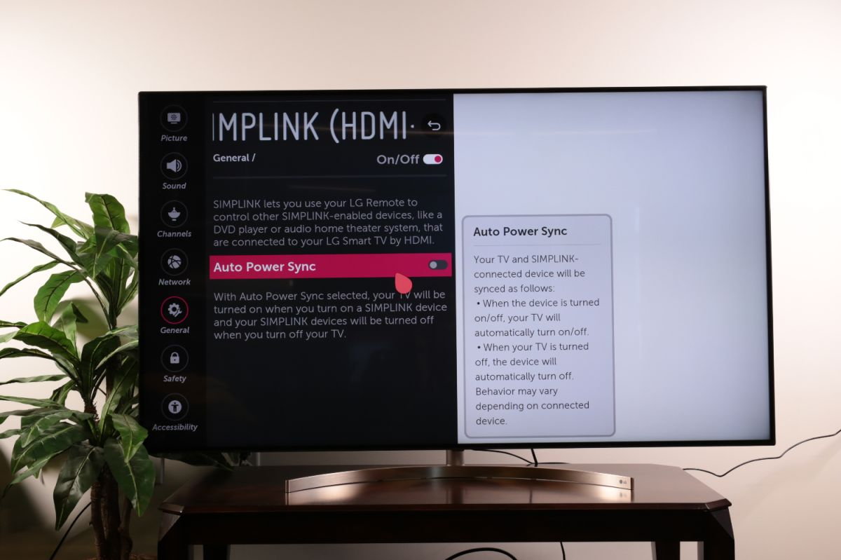How to turn on HDMI-CEC on your LG TV - LG TV Settings Guide