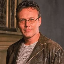 anthony head staring at the sun