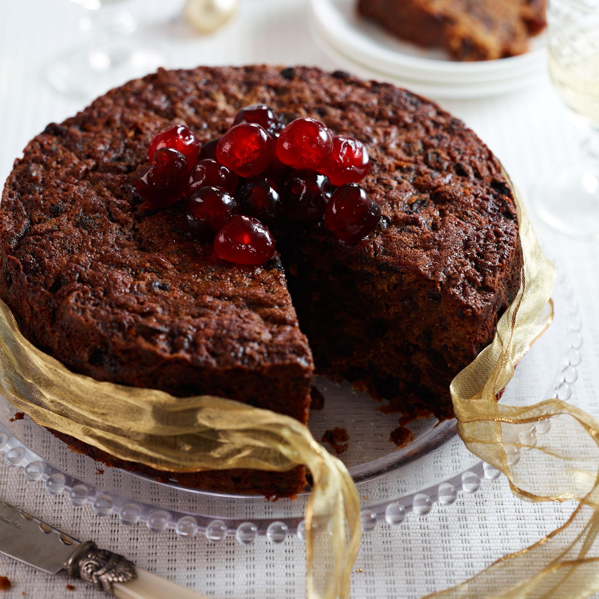 Christmas cake jamaican christmas cake sciox Image collections