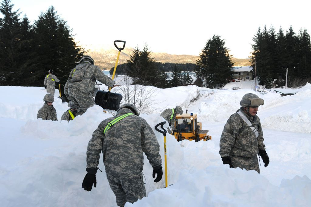 Anchorage Smashes Snow Record Live Science