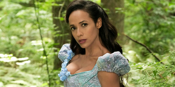 Once Upon a Time Dania Ramirez Cinderella