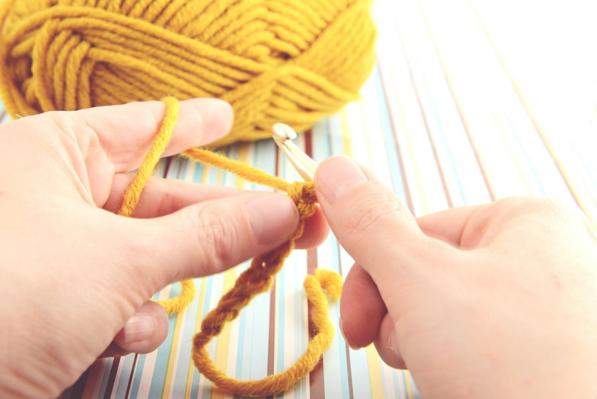 How to crochet: an easy skill to master in lockdown