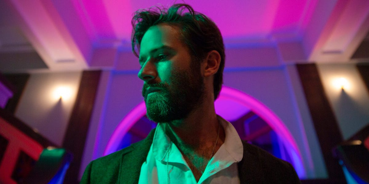 I am shocked by Armie Hammer's scandal