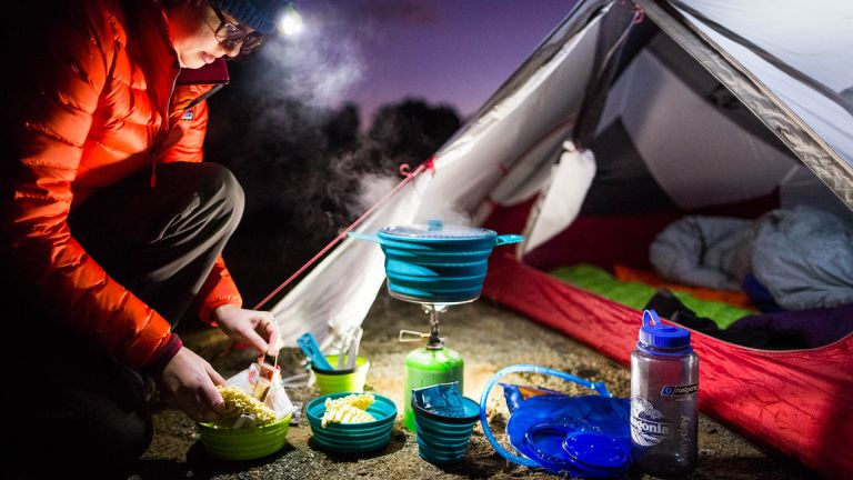 Sea to Summit X-Set 32 camping cookware