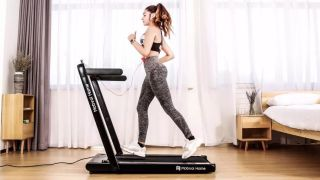 Mobvoi's new cheap treadmill can be stored under your bed, making it ideal for small homes