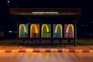 McDonald's posters