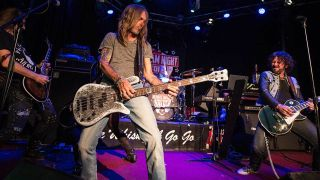 Rex Brown from Pantera