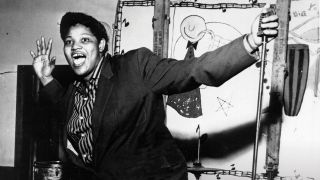"Big Mama Thornton, circa 1970: ""I don't sing like nobody but myself."""