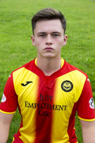 Partick Thistle 2017/18 Photocall – Firhill Stadium
