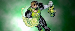 The enduring cosmic legacy that is the Green Lantern.