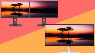 Ultrawide vs dual monitors