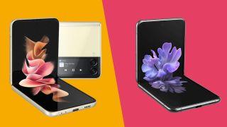 Samsung Galaxy Z Flip 3 vs Samsung Galaxy Z Flip 5G