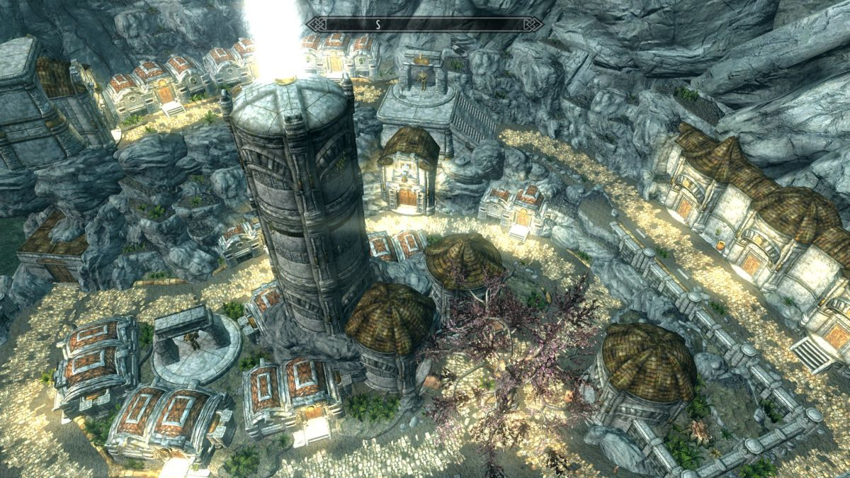 The Forgotten City is a popular Skyrim mod that could make a great game