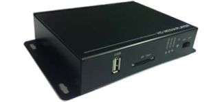 Caltron's Multi-Zone Network Digital Signage Player
