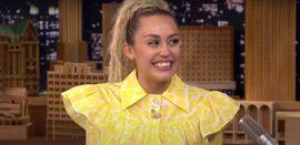 Miley Cyrus Explains That Viral Treadmill Super Bowl Running Sesh