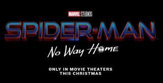 Spider-Man: No Way Home title card