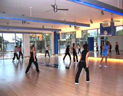 Equinox Fitness Amps Up