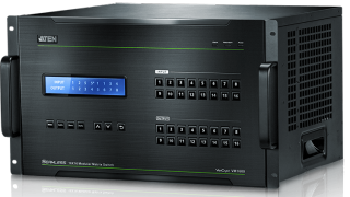 ATEN to Show Modular Matrix Switch, KVM-Over-IP Solutions at NAB 2017