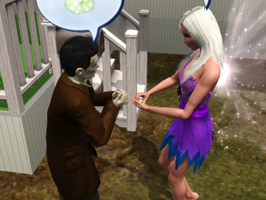 The Sims 3 Supernatural Review: Witches, Fairies, Werewolves And Magic #23605