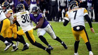 Ravens vs Steelers live stream nfl week 12