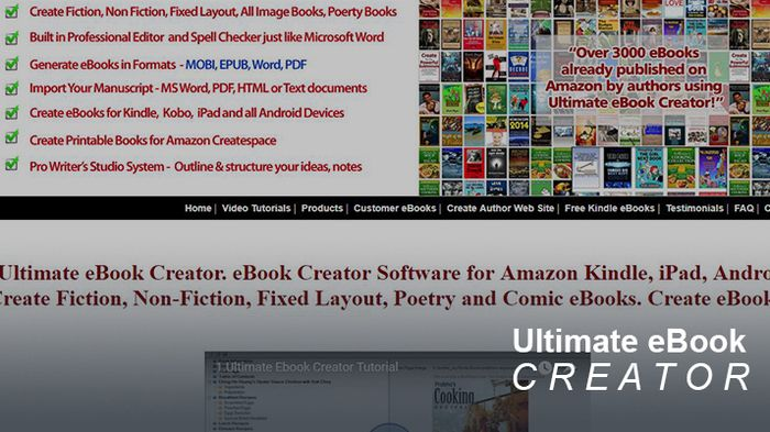 Best eBook Creator Software of 2019 - Make and Publish Books