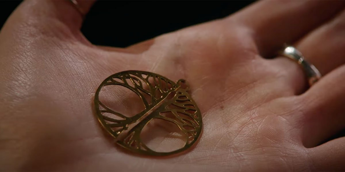 The Merriwick Amulet in Good Witch finale 2021