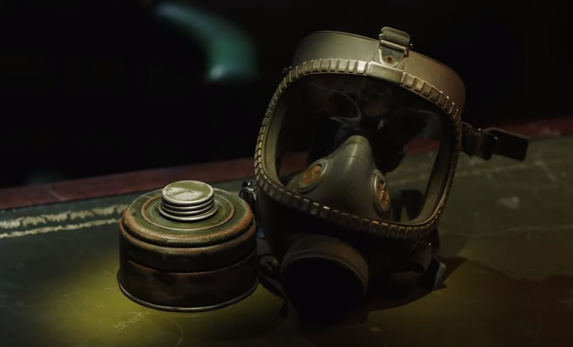 Metro Exodus Artyom Edition comes with a Nixie Watch and gas mask, but you can't buy it