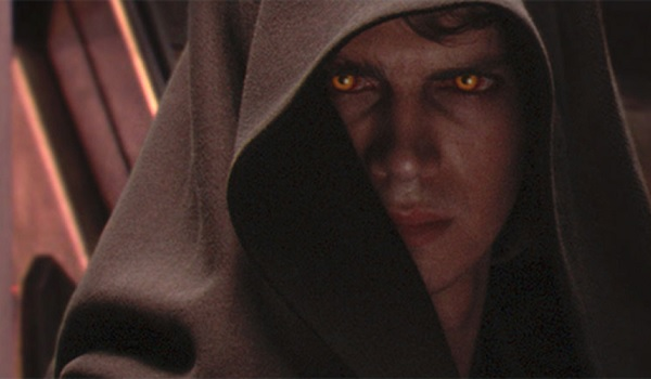 Revenge Of The Sith Anakin Skywalker