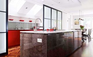 bespoke kitchen from Holloways of Ludlow