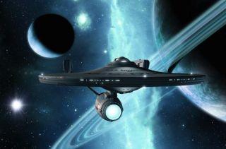 Starship From 'Star Trek'