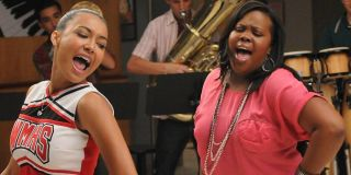 Glee Amber Riley Mercedes Jones Naya Rivera Santana Lopez FOX