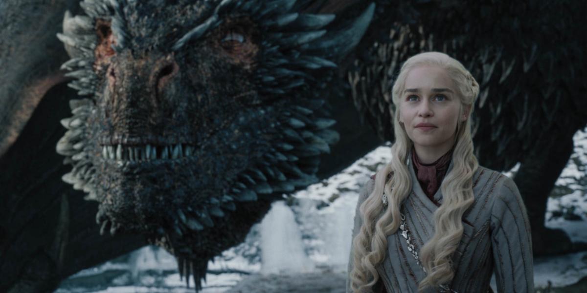Game of Thrones Daenerys Targaryen Emilia Clarke HBO