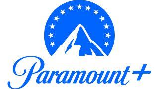 Paramount Plus logo on white background