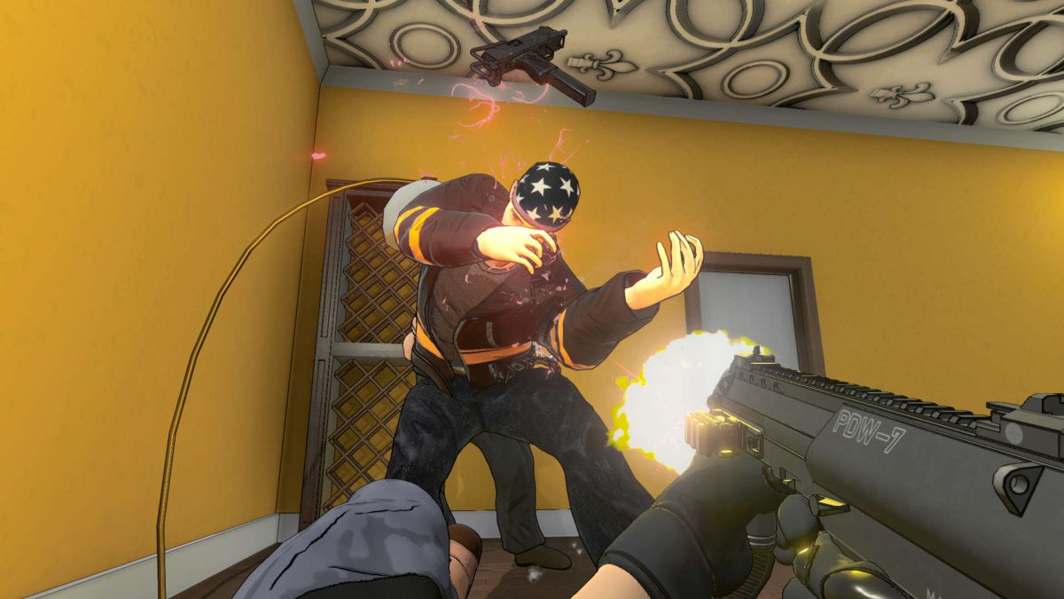 RICO is a co-op cop shooter that harks back to F.E.A.R. in its latest trailer