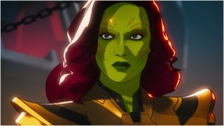 Gamora in What If...?