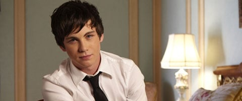 Logan lerman is the only living boy in new york sciox Image collections