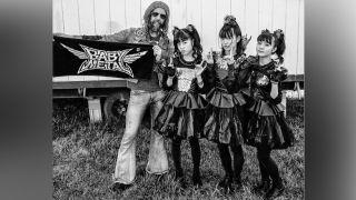 Rob Zombie with Babymetal