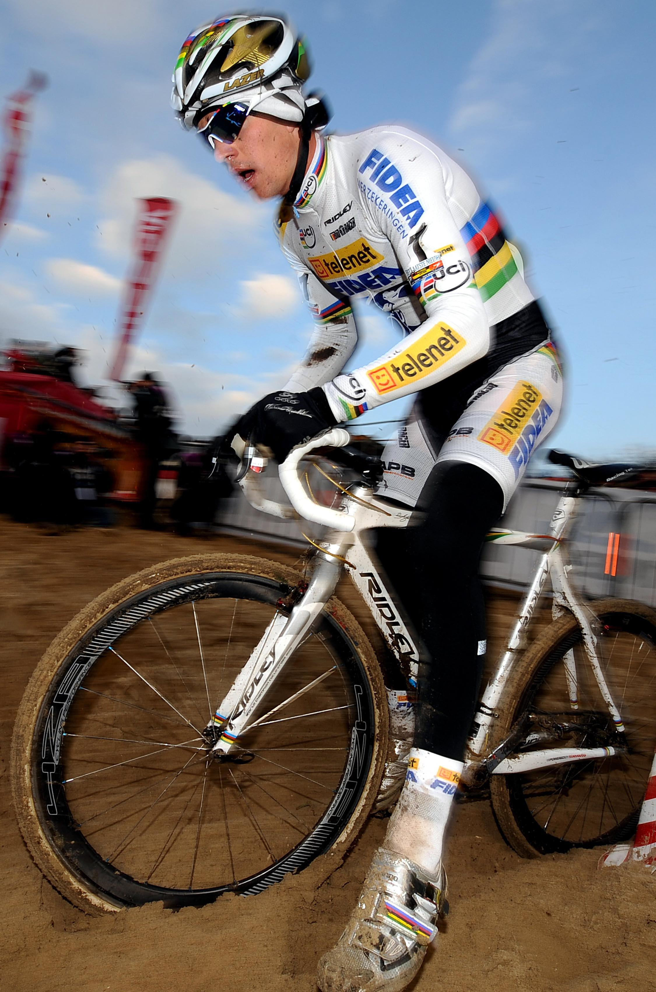 Zdenek Stybar, Koksijde cyclo-cross, UCI Cyclo-Cross World Cup 2010/2011