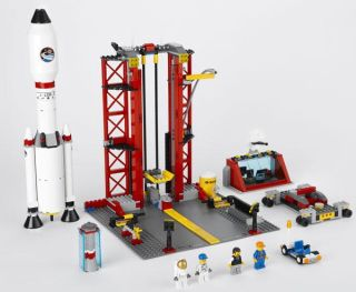 Lego's Space Center.