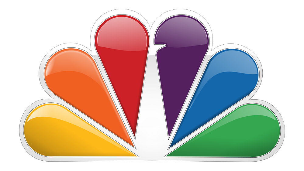 Logo design: NBC