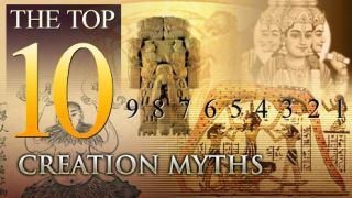 The Top 10 Intelligent Designs (or Creation Myths)