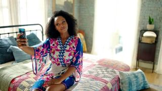 Yaya DaCosta as Angela Vaughn in Our Kind of People