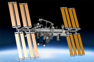 Christoph Ruge's LEGO International Space Station