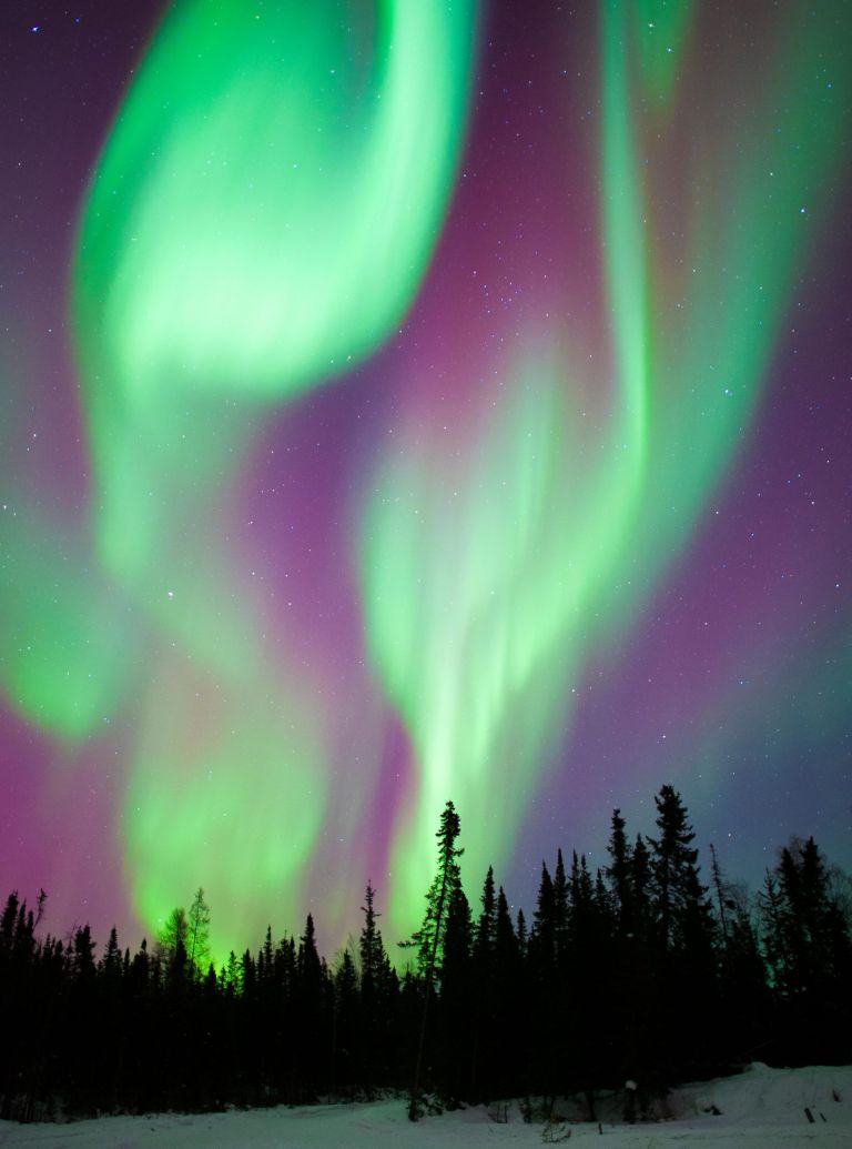 Best place to see the Northern Lights