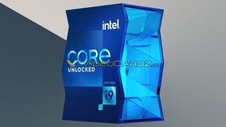Intel 11th-Gen Packaging